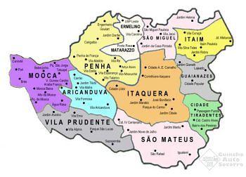 Guincho Zona Leste 24hs