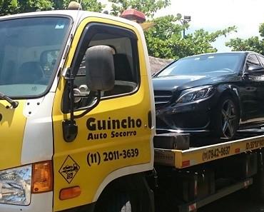 Guincho em Santo André SP