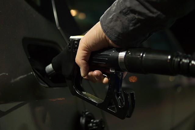 combustível abastecimento