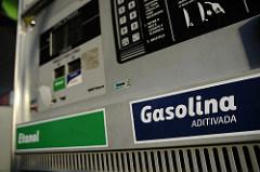 gasolina ou álcool