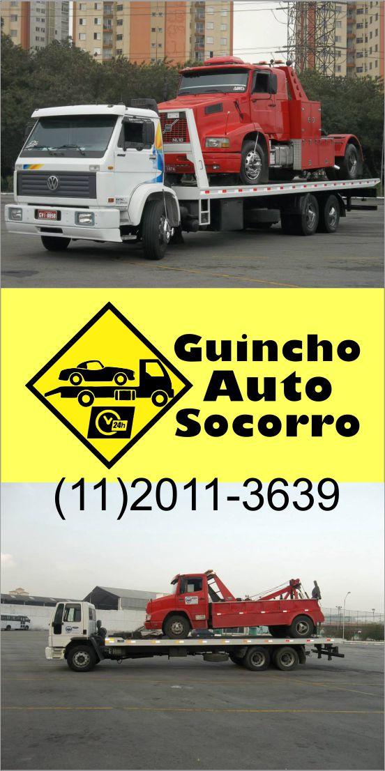 Guincho Pesado Plataforma