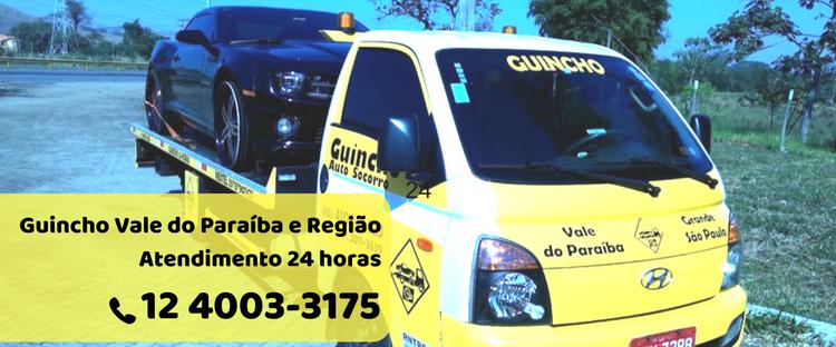 Guincho Vale do Paraíba